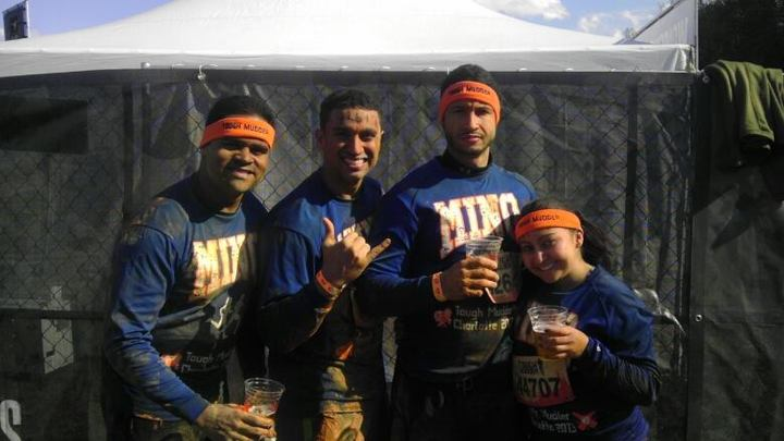 Tough Mudder Completed T-Shirt Photo