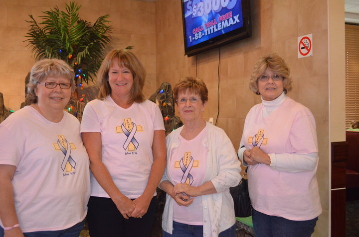 Team Fuller Celebrates Chemo Completion  T-Shirt Photo