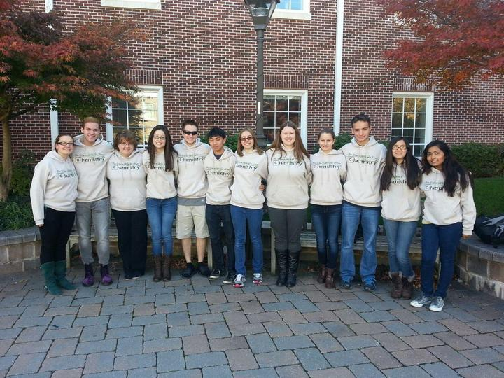 Tcnj Student Chemists Association! T-Shirt Photo