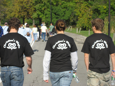 Walk For Suicide Prevention T-Shirt Photo