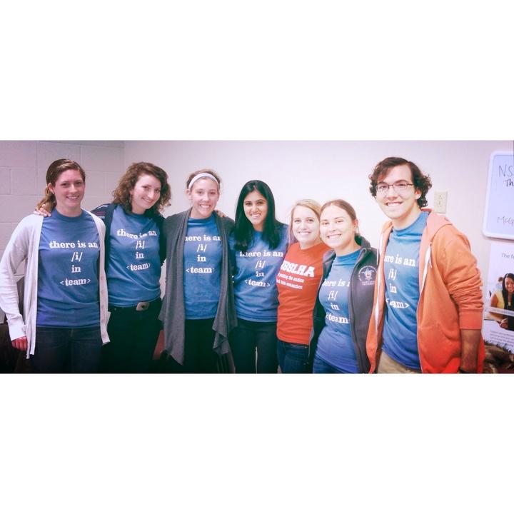 Nsslha Friends T-Shirt Photo