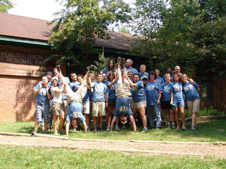 Hemlock Overlook Fall 2006 Staff Training T-Shirt Photo