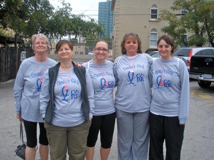 Ginny's Girls T-Shirt Photo