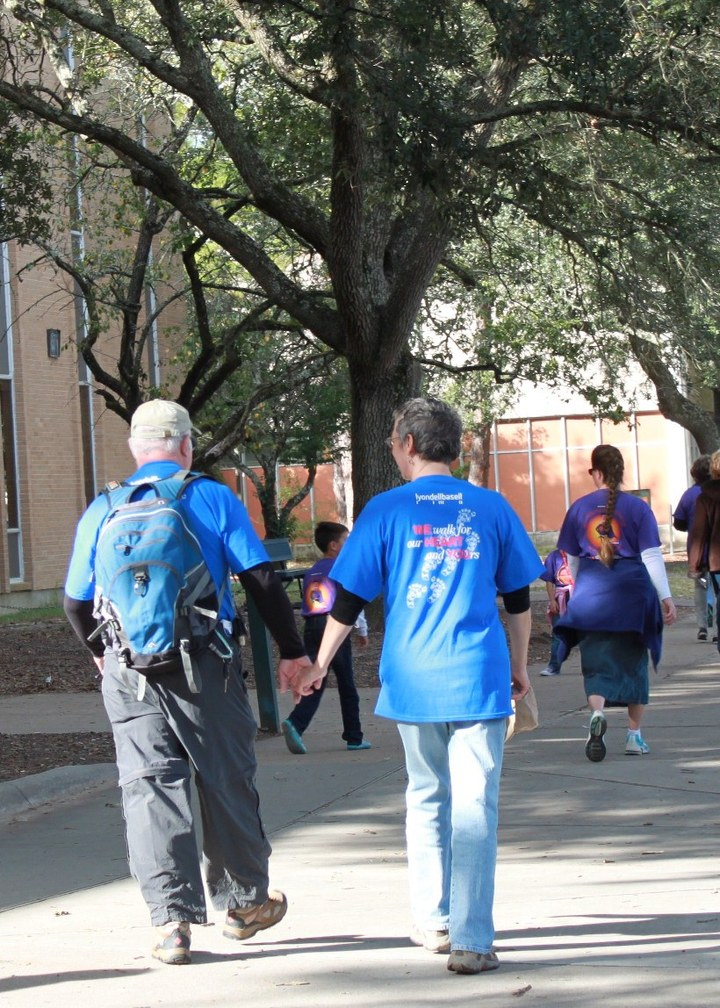 Walking Together To Heal Hearts! T-Shirt Photo
