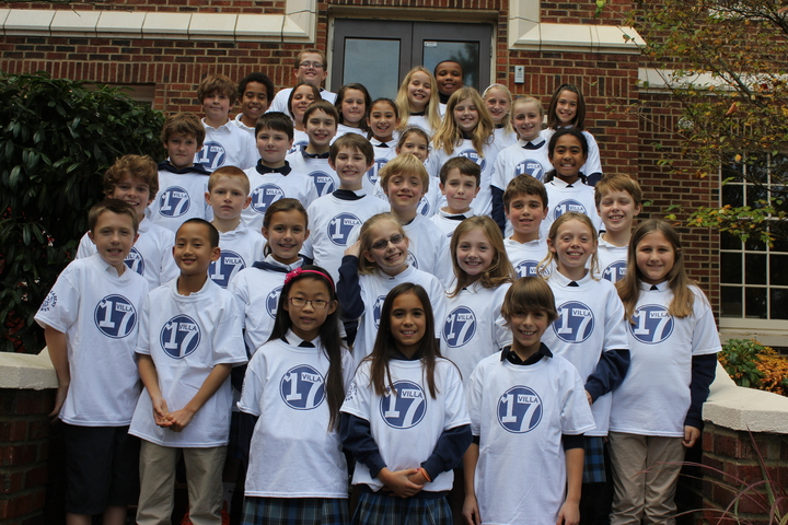 Fifth Graders Awarded Class T Shirts T-Shirt Photo