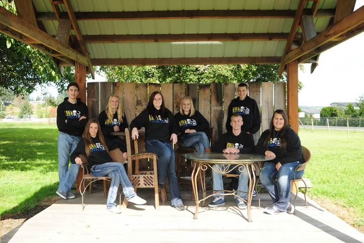 Adna High School Asb T-Shirt Photo