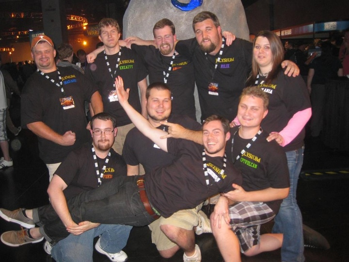 Blizzcon 2013 T-Shirt Photo