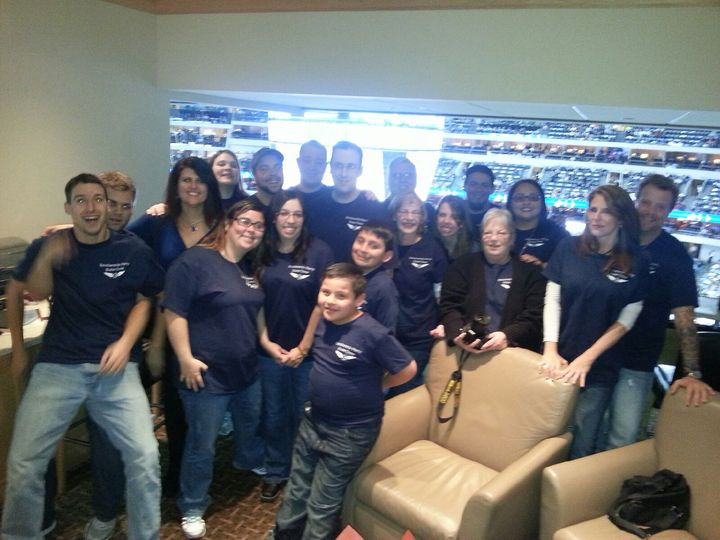 Surprise Party Suite Team T-Shirt Photo