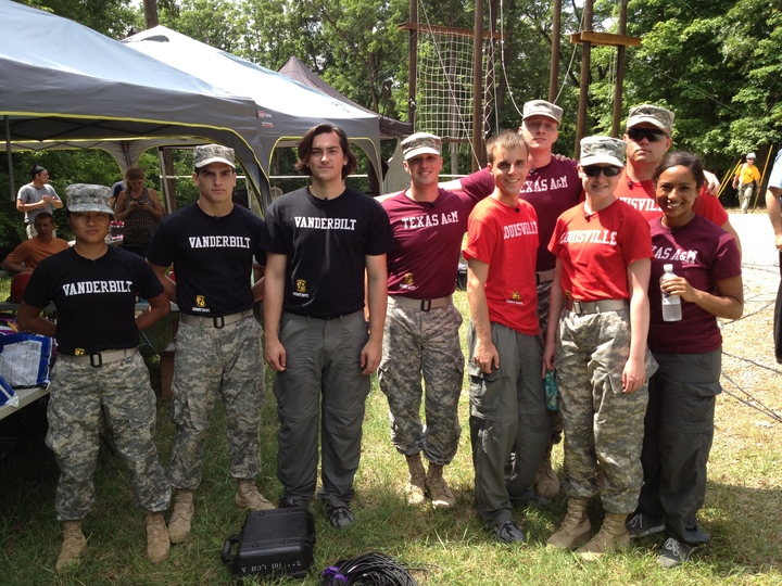 Rotc Challenge T-Shirt Photo