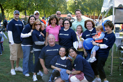 Team Insulin Addicts, Boston, Ma T-Shirt Photo