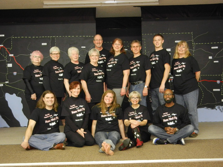 The Cast T-Shirt Photo