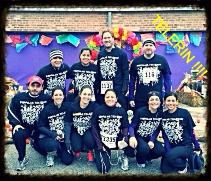 Day Of The Dead 5 K T-Shirt Photo