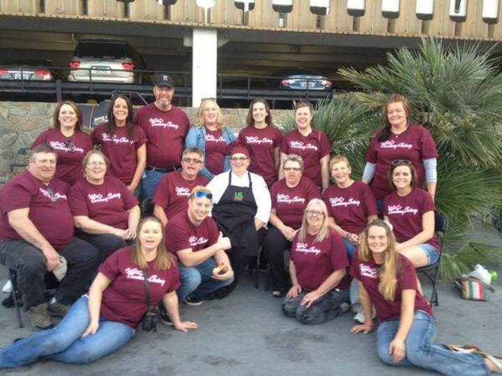 Chef Cheryl's Cranberry Chutney Club T-Shirt Photo