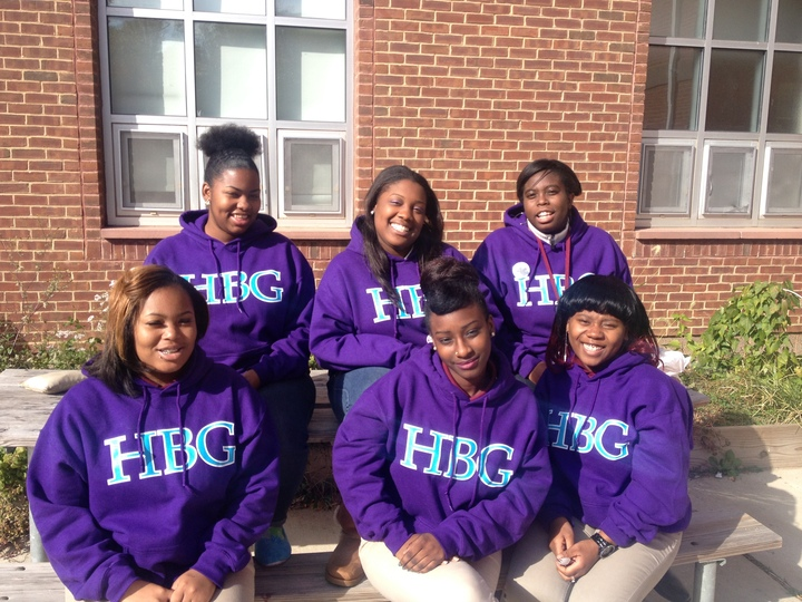 Hbg At Thurgood Marshall Academy  T-Shirt Photo