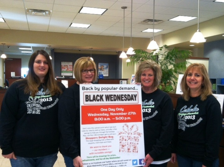 Black Wednesday Shirts T-Shirt Photo