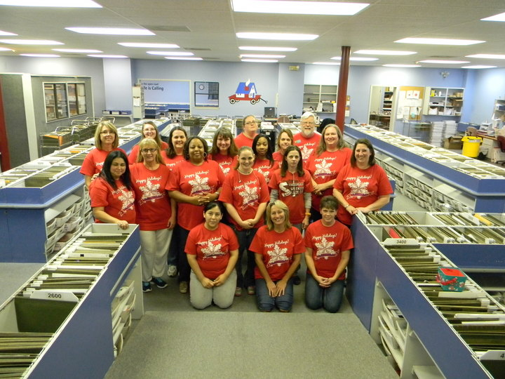 Some Of Our Crew. T-Shirt Photo