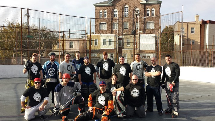 Annual Cione Hockey Winter Classic T-Shirt Photo