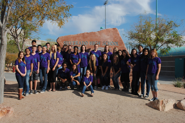 Talon Yearbook Staff T-Shirt Photo