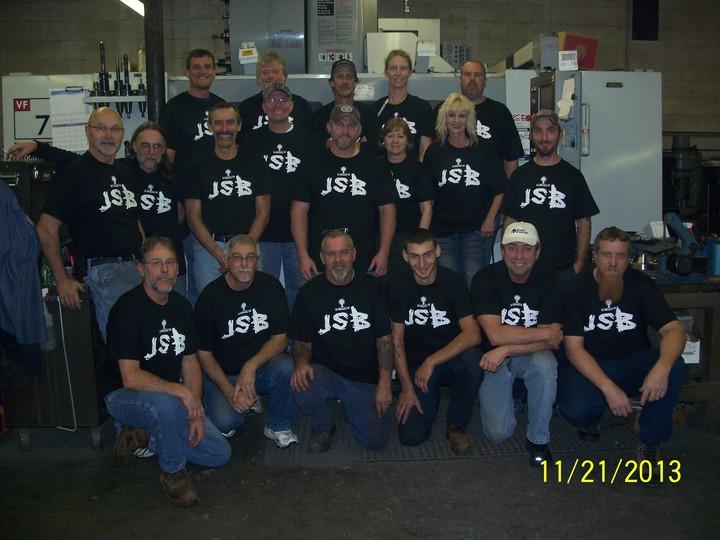 In Memory  Of Jeremy Scott Barber Jsb T-Shirt Photo