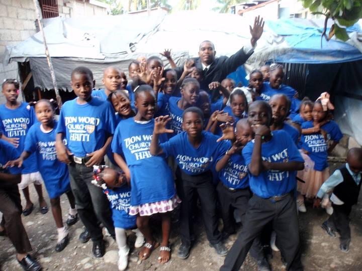 Mission To Haiti T-Shirt Photo