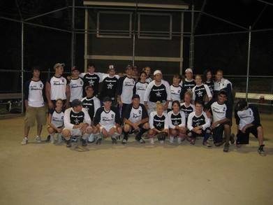 Softball Showdown T-Shirt Photo