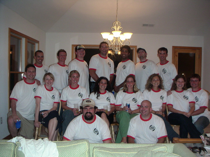 Team Obx 2006 T-Shirt Photo