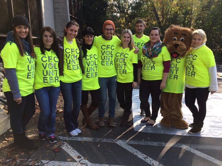 Cfc Volunteers T-Shirt Photo