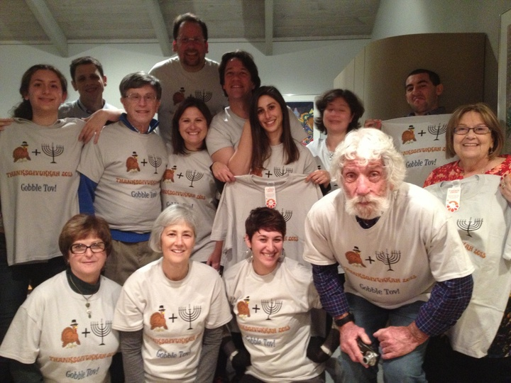 Brummer Thanksgivukkah T-Shirt Photo
