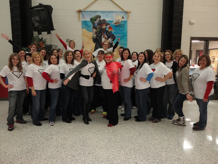 Rces Education Heroes T-Shirt Photo