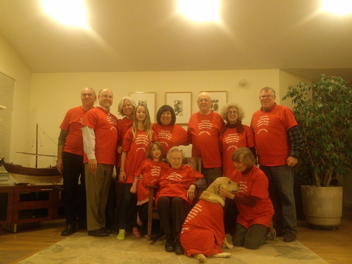 We Survived Thanksgiving In Bethesda, Md T-Shirt Photo