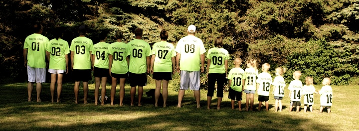 Schilling Family Fun T-Shirt Photo