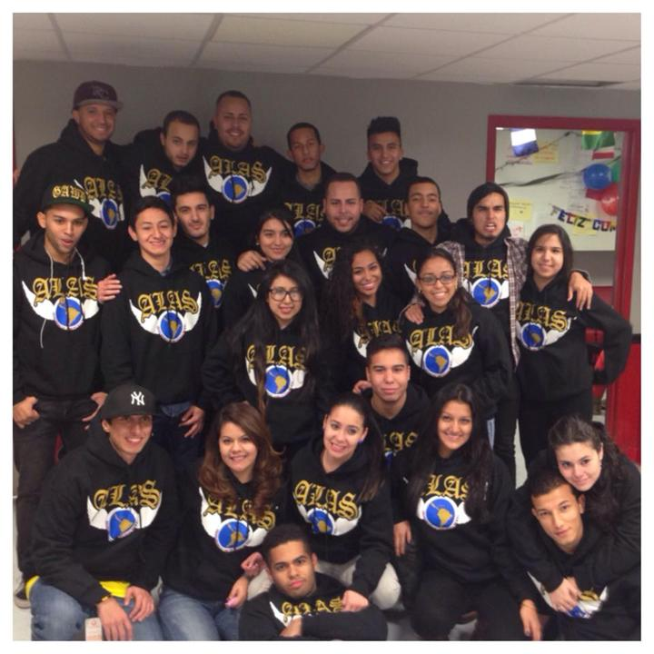 Alliance Of Latin American Students! T-Shirt Photo