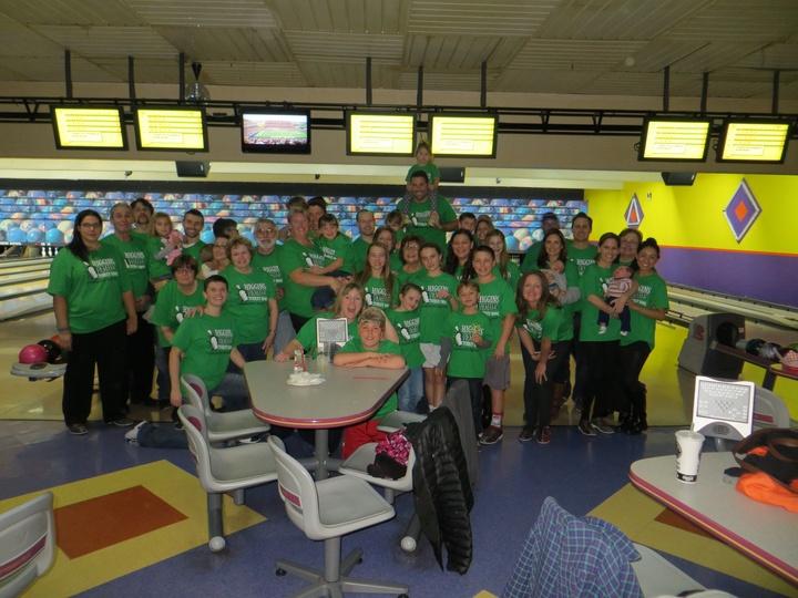 Turkey Bowl T-Shirt Photo