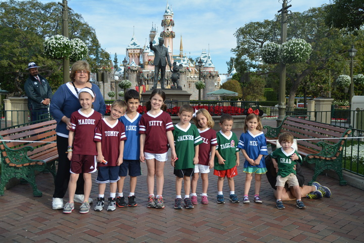 Grandma Goes To Disneyland!!  T-Shirt Photo