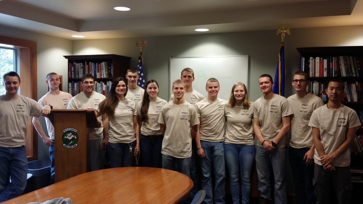 Air Force Rotc Det 536 T-Shirt Photo