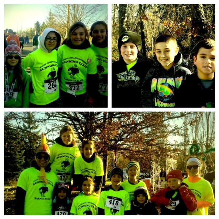 Gobble Wobble 5k T-Shirt Photo