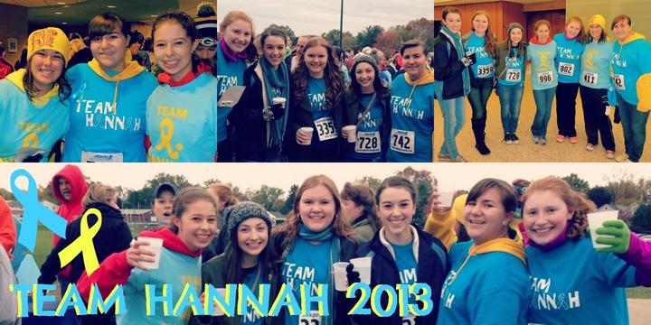 Team Hannah T-Shirt Photo