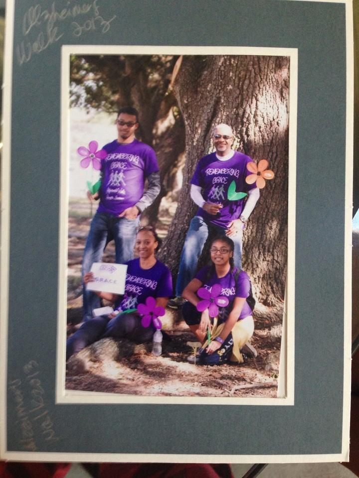 Team Grace T-Shirt Photo