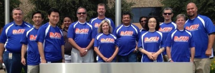 Team Mc Kiss T-Shirt Photo