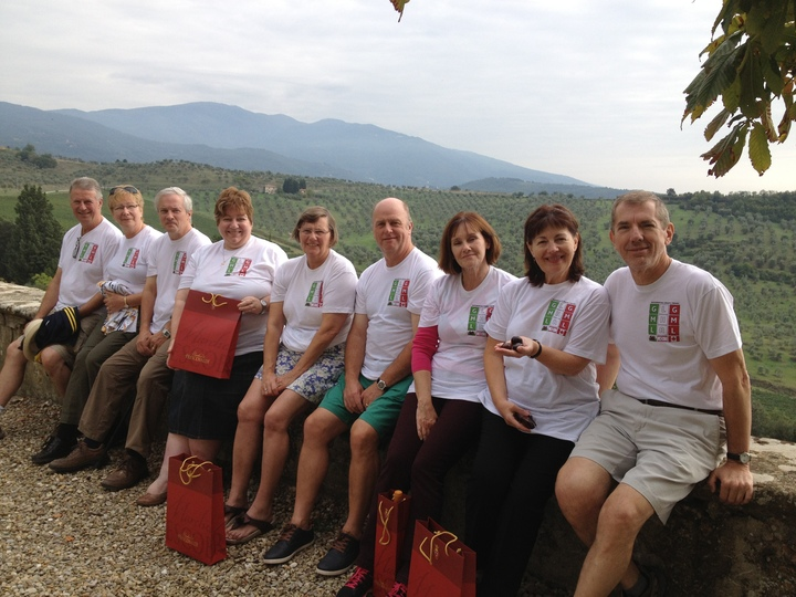 Toscana 2013 T-Shirt Photo