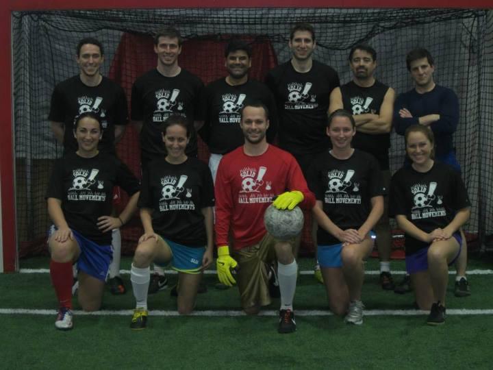 Solid Ball Movements T-Shirt Photo