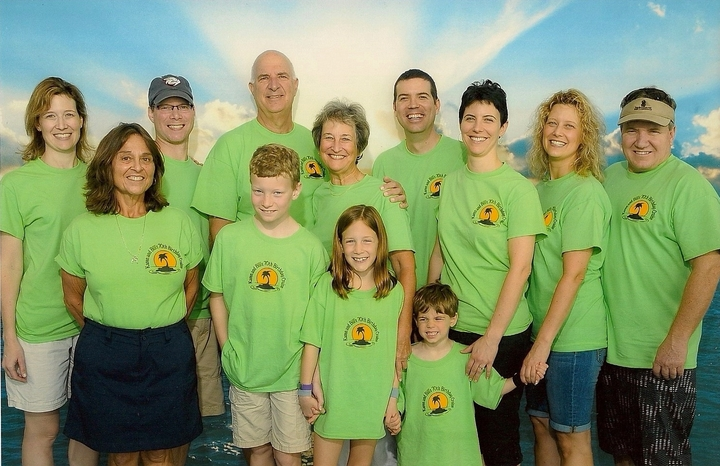 70th Birthday Family Cruise T-Shirt Photo