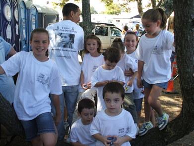 Team Nicholas T-Shirt Photo