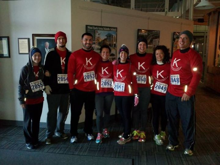 Kinney's Run The Turkey Trot T-Shirt Photo