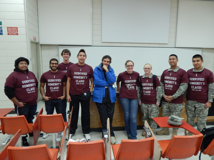 Calculus At A&M T-Shirt Photo