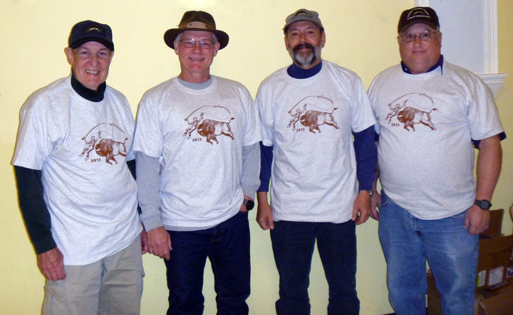 Trout Bums T-Shirt Photo