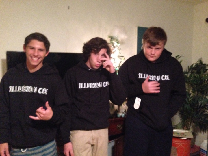 Boys Of Illusion Co T-Shirt Photo