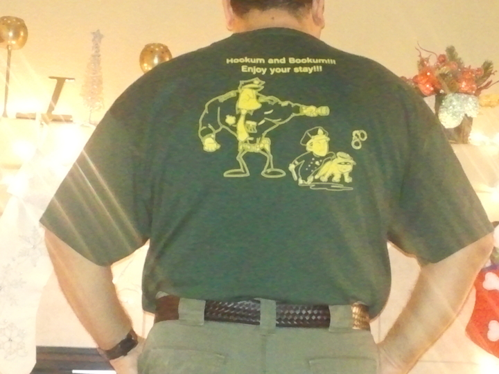 Cdcr1 T-Shirt Photo