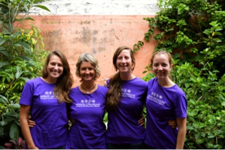 Global Midwives T-Shirt Photo