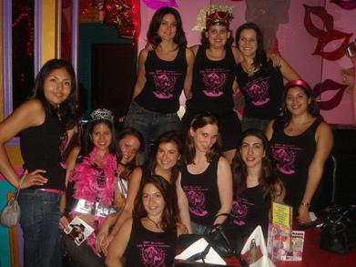 """""""2007 Brazilian Jello Wrestling Champs"""" T-Shirt Photo"""